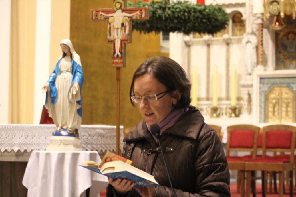 Świadectwo misjonarki świeckiej Jolanty Kazak