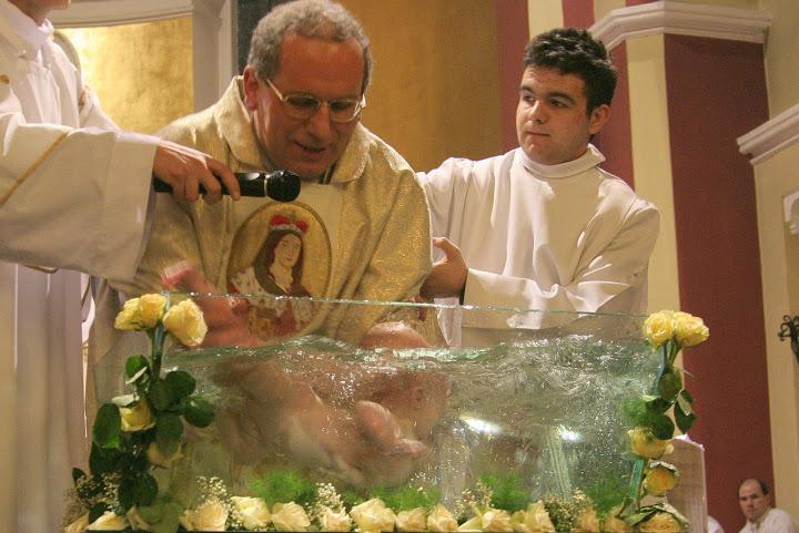 chrzest-dziecko
