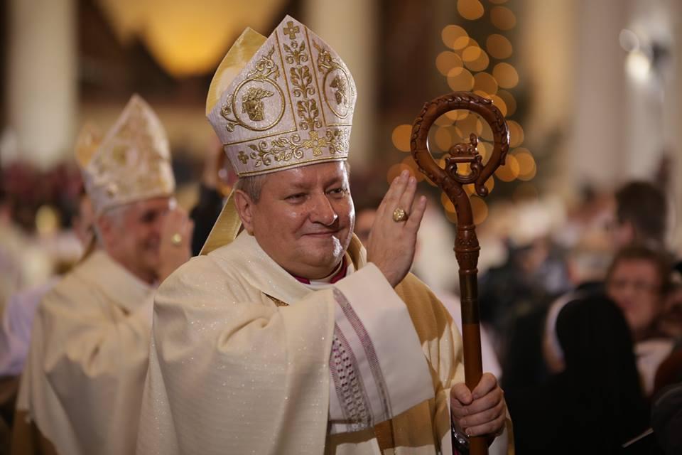 Msza św. z udziałem bp. Adama Wodarczyka
