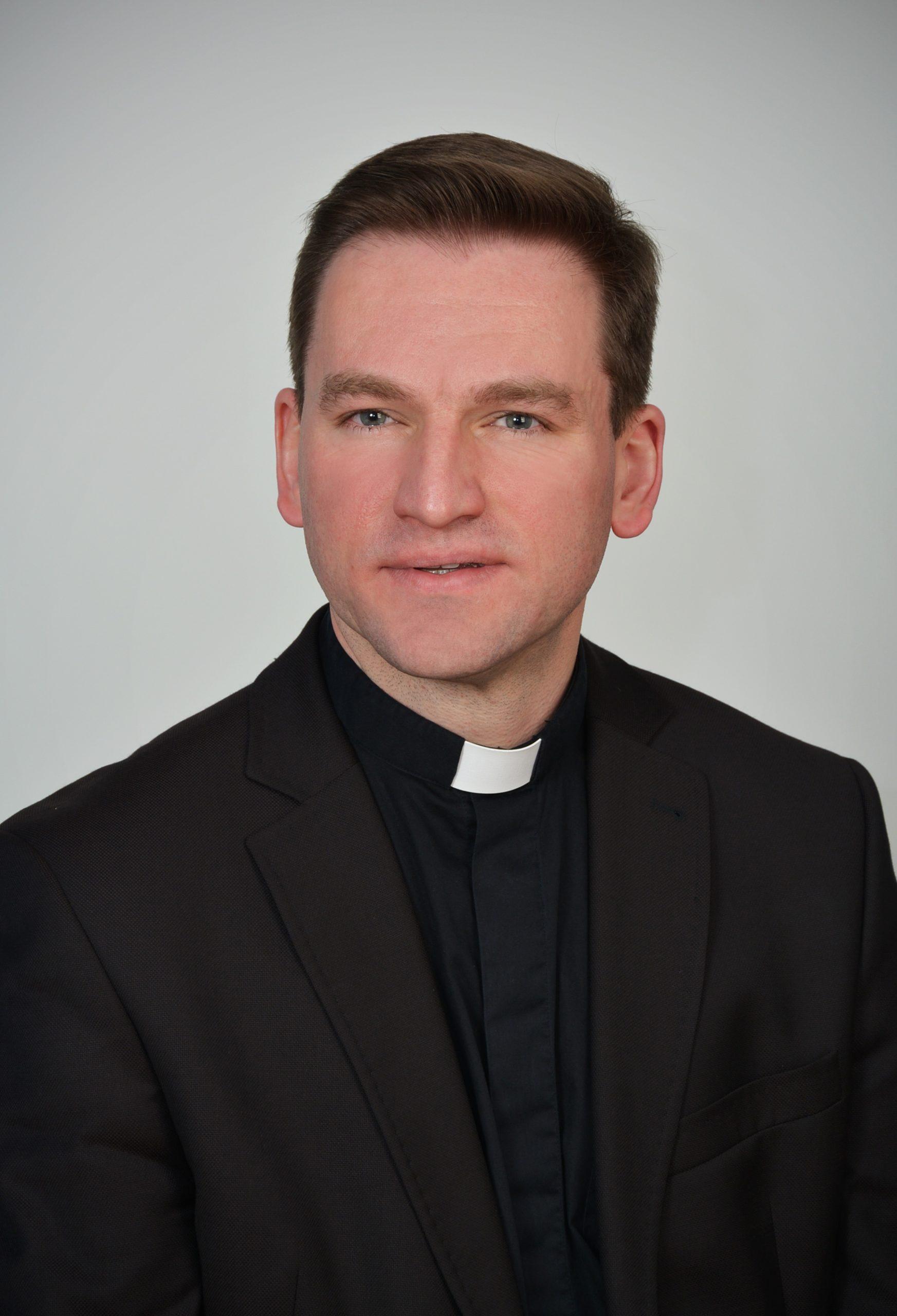 ks. dr Marcin Niesporek